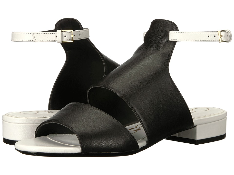 Calvin Klein - Fernanda (Black) Women's Sandals