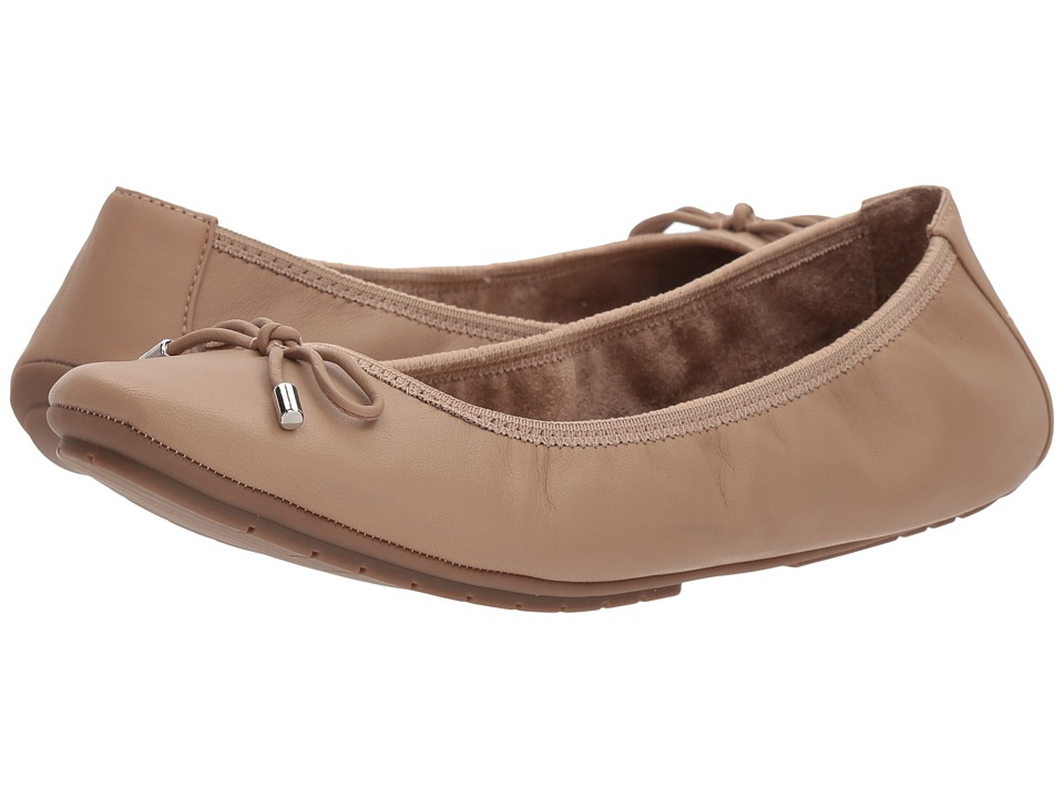 Me Too Halle (Driftwood Nappa) Flats