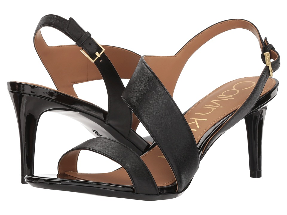 Calvin Klein Lancy (Black) High Heels
