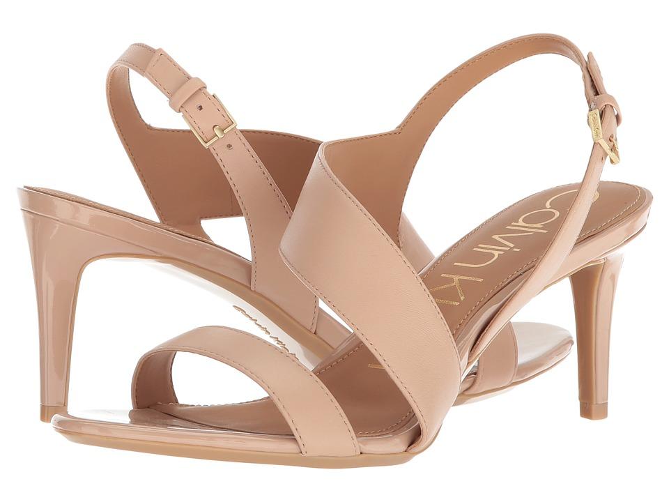Calvin Klein Lancy (Desert Sand) High Heels