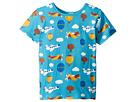 4Ward Clothing PBS KIDS(r) - Sky Pattern Reversible Tee (Toddler/Little Kids)