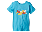 4Ward Clothing PBS KIDS(r) - Sky Graphic Reversible Tee (Toddler/Little Kids)