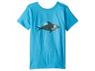 4Ward Clothing PBS KIDS(r) - Ocean Graphic Reversible Tee (Toddler/Little Kids)