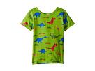 4Ward Clothing PBS KIDS(r) - Dino Pattern Reversible Tee (Toddler/Little Kids)