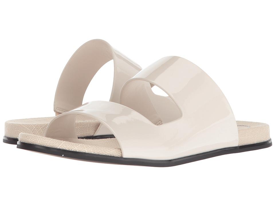 Calvin Klein Posey Slide (Soft White) Women