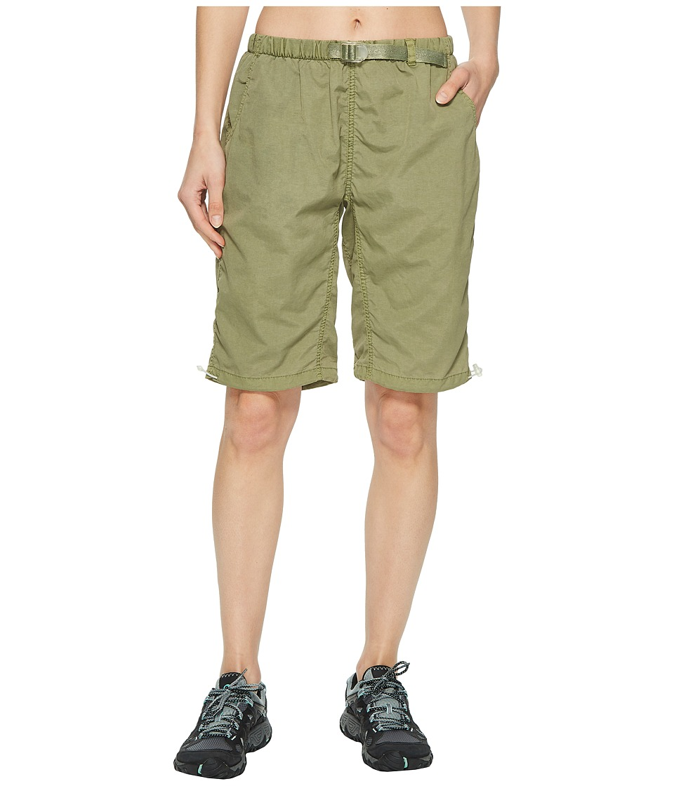 White Sierra - Hanalei Bermuda Short (Deep Lichen Green) Womens Shorts