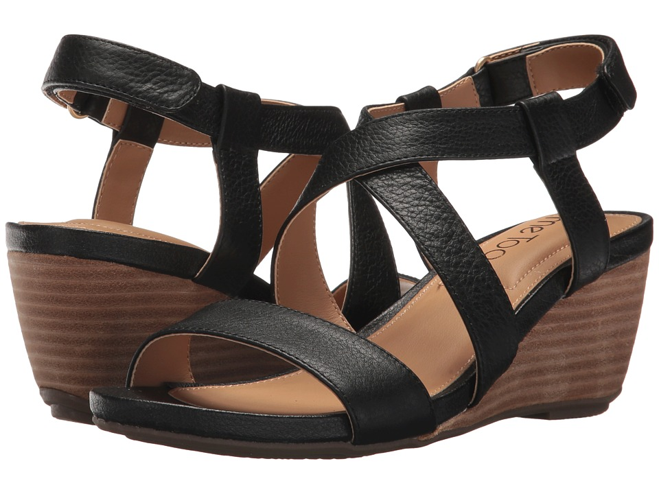 Me Too - Payton (Black Cow Beaufort) Women's Dress Sandals