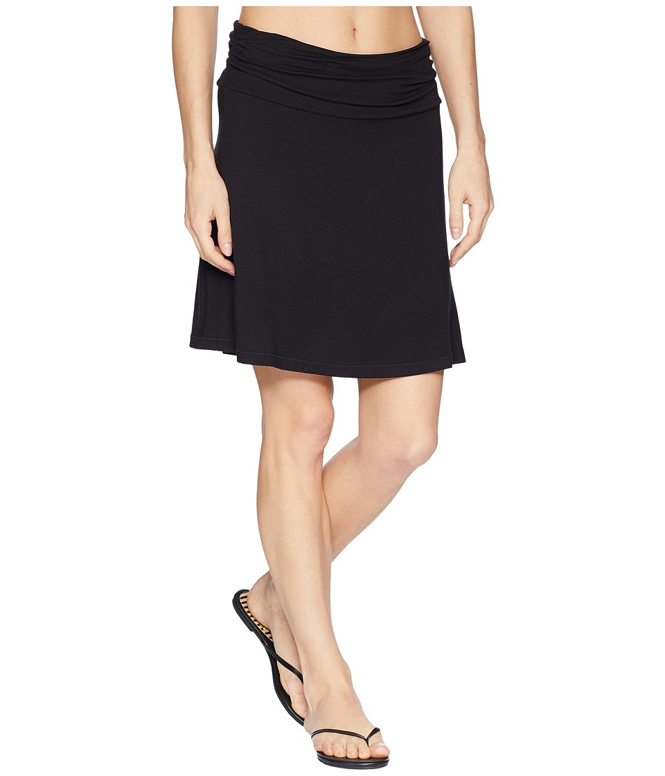 White Sierra Tangier Odor Free Skirt (Black) Women