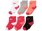 Nike Kids Logo Pack Socks (Infant/Toddler)