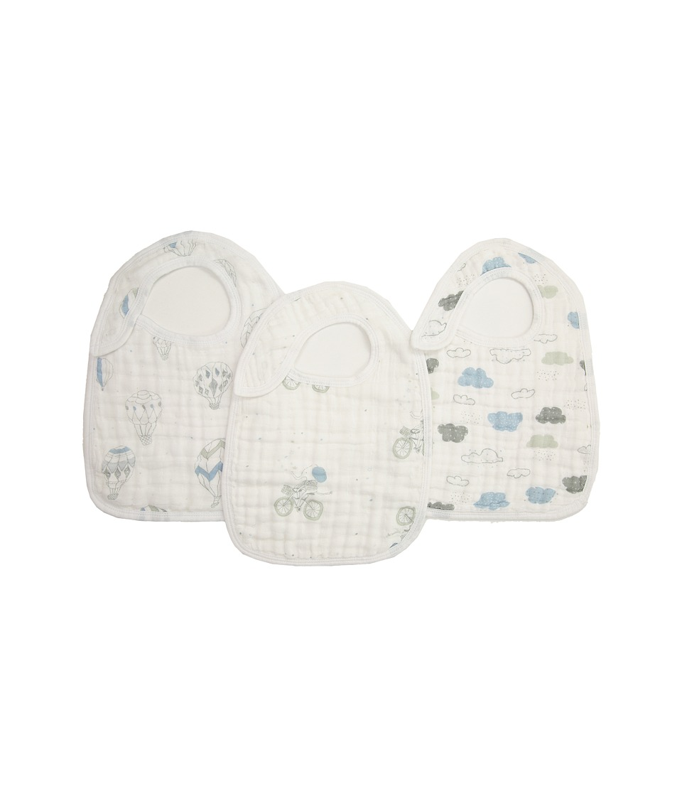 aden + anais - Classic Snap Bib (Night Sky Reverie) Accessories Travel