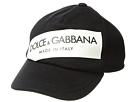 Dolce & Gabbana Kids Baseball Hat (Little Kids/Big Kids)