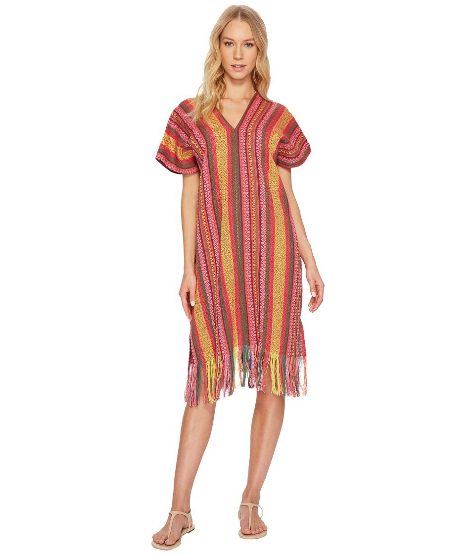 Hat Attack - Beach Dress (Multi) Womens Dress