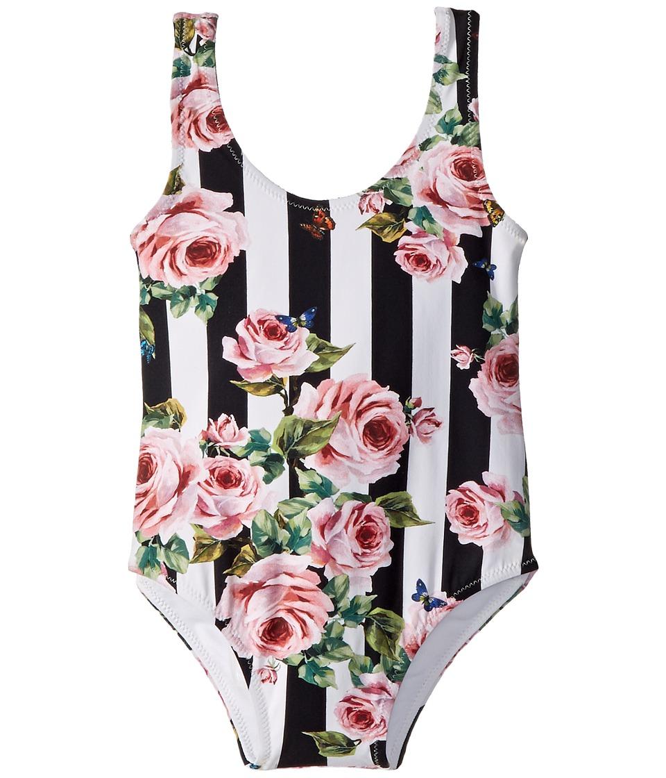 Dolce & Gabbana Kids - Swimsuit One-Piece (Infant) (Strip...