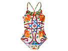 Dolce & Gabbana Kids Swimsuit One-Piece (Infant)