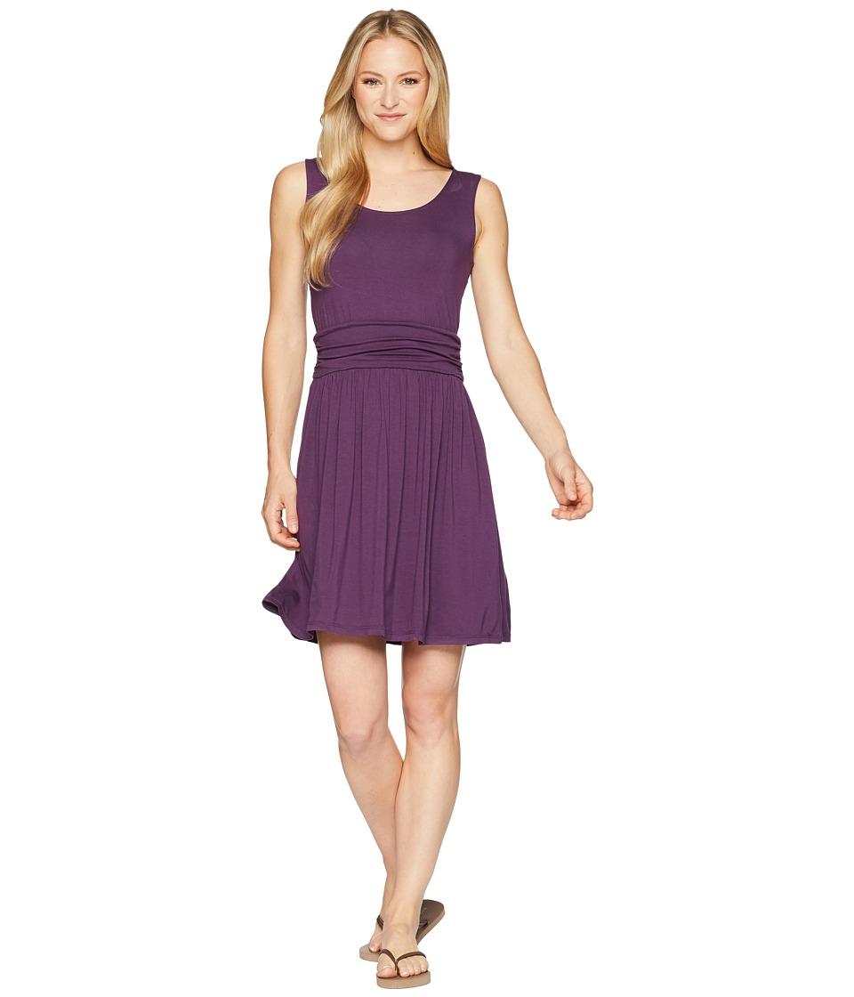 White Sierra Tangier Odor Free Dress (Shadow Purple) Women