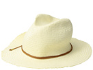 Hat Attack Packable Fringed Rancher
