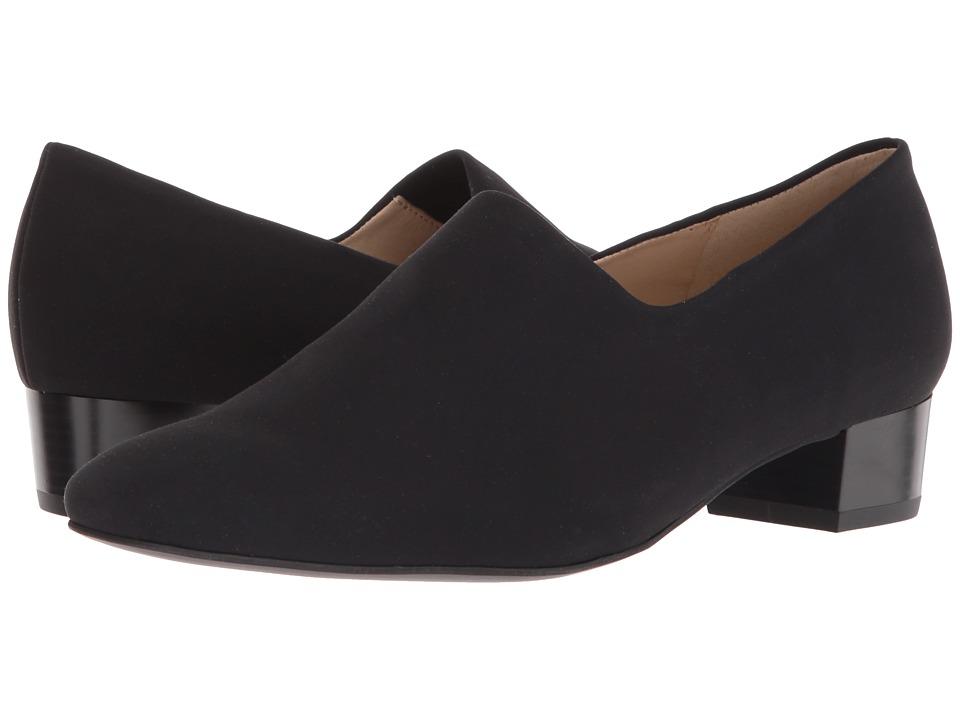 ara Marilyn (Black Fabric) Women's Shoes