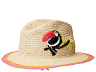 Hat Attack Hat Attack Toucan Fedora