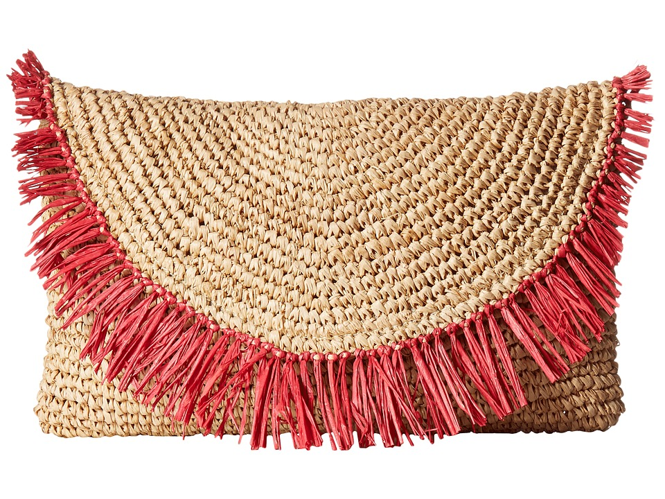Hat Attack - Sunshine Clutch (Watermelon) Clutch Handbags