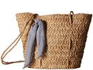Hat Attack Brunch Bag w/ Tie Knot Trim