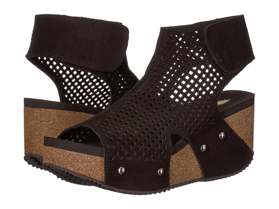 VOLATILE - Terrence (Black) Womens Shoes