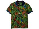 Dolce & Gabbana Kids Short Sleeve Polo Shirt (Toddler/Little Kids)
