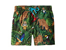 Dolce & Gabbana Kids Mid Swim Boxer (Toddler/Little Kids)