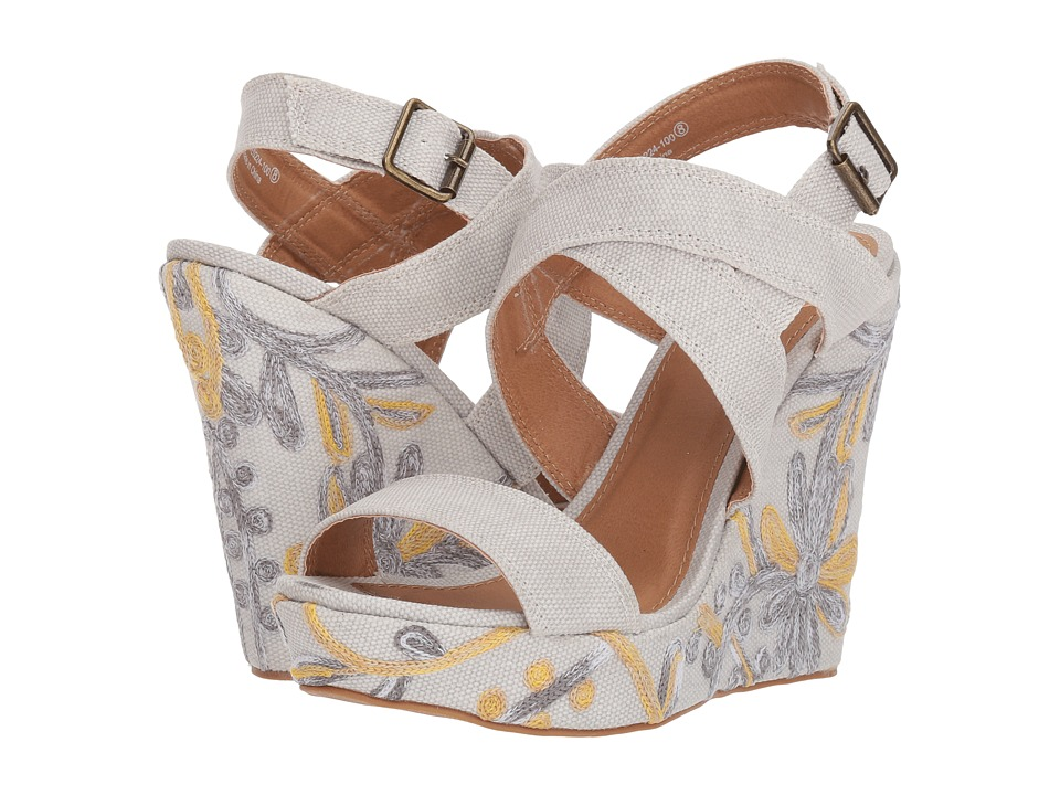 Not Rated Cassia (White) High Heels