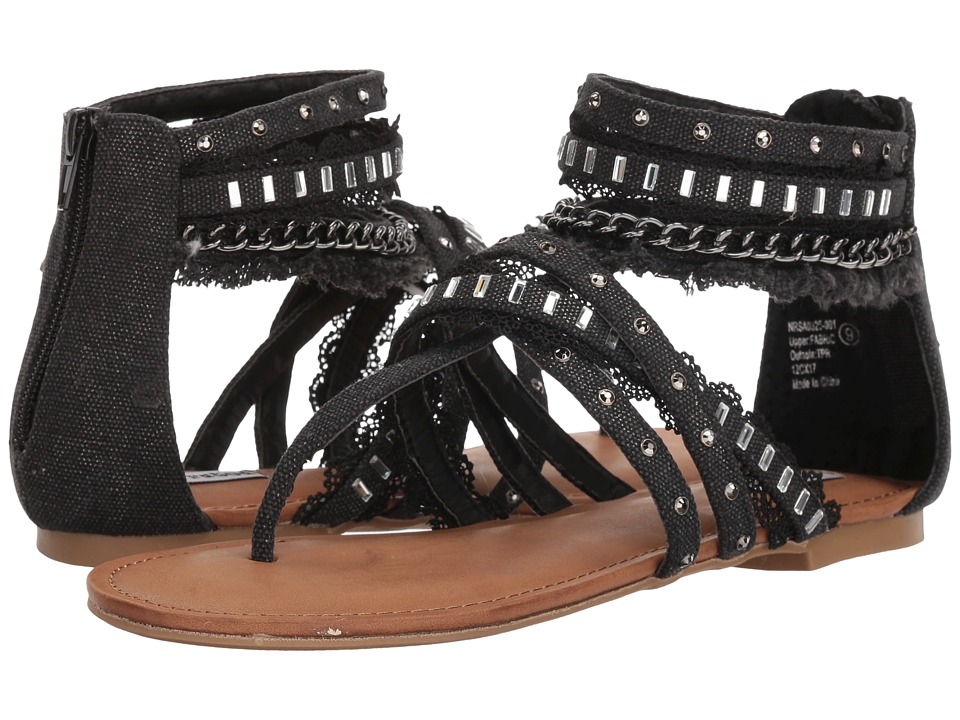 Not Rated Xara (Black) Sandals