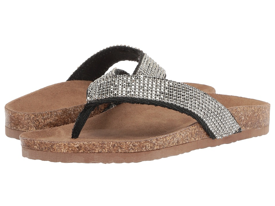 Not Rated Bryce (Black) Sandals