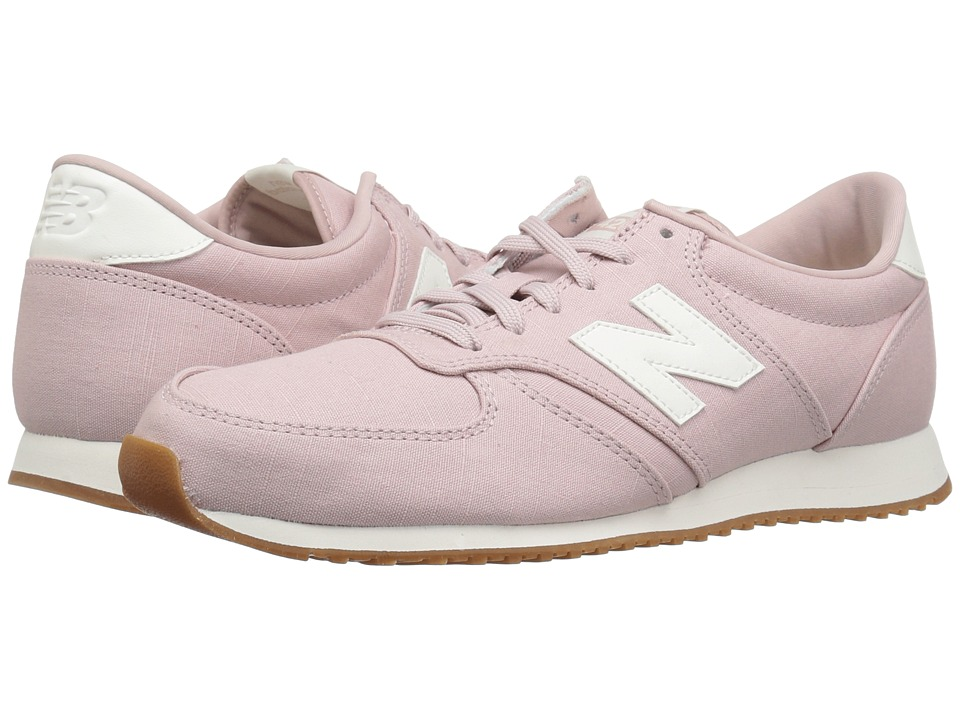 New Balance Classics WL420 (Faded Rose) Women's Classic Shoes