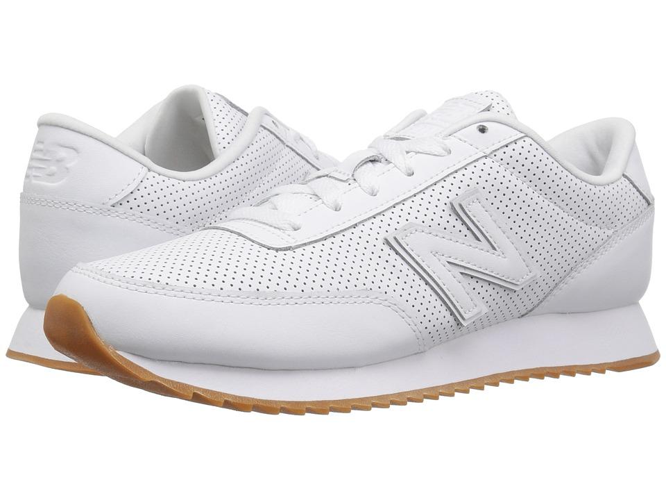 New Balance Classics WZ501 (White) Women's Classic Shoes