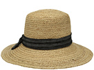 Hat Attack Lampshade w/ Tie Knot Trim