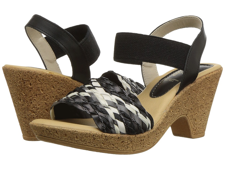 Spring Step Batsheva (Black Multi) Women's Shoes