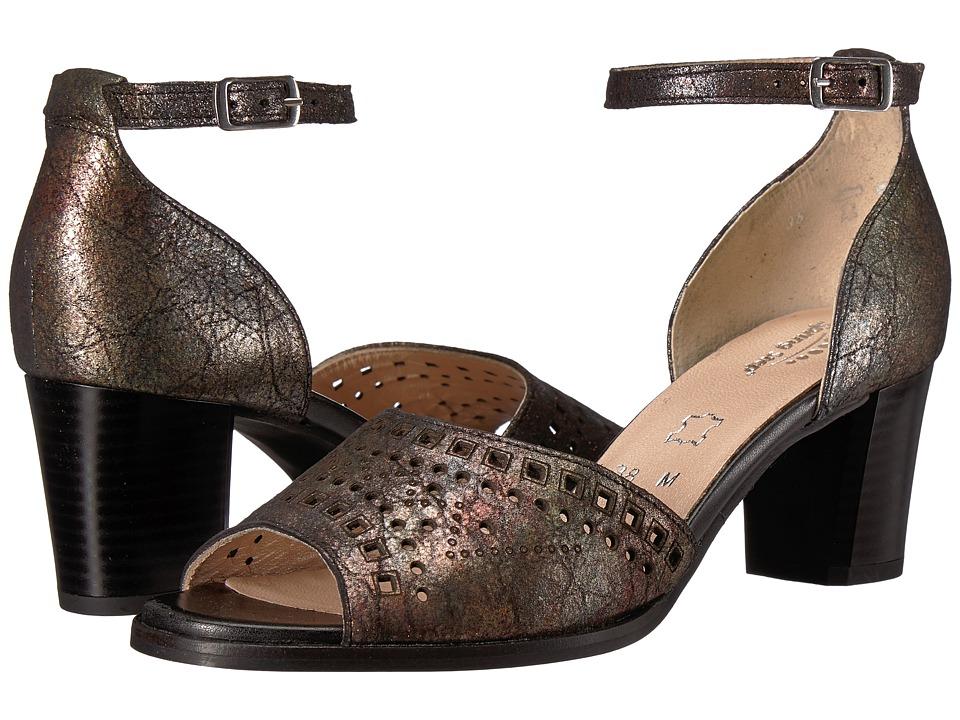 Spring Step Kanisha (Black) Women's Shoes