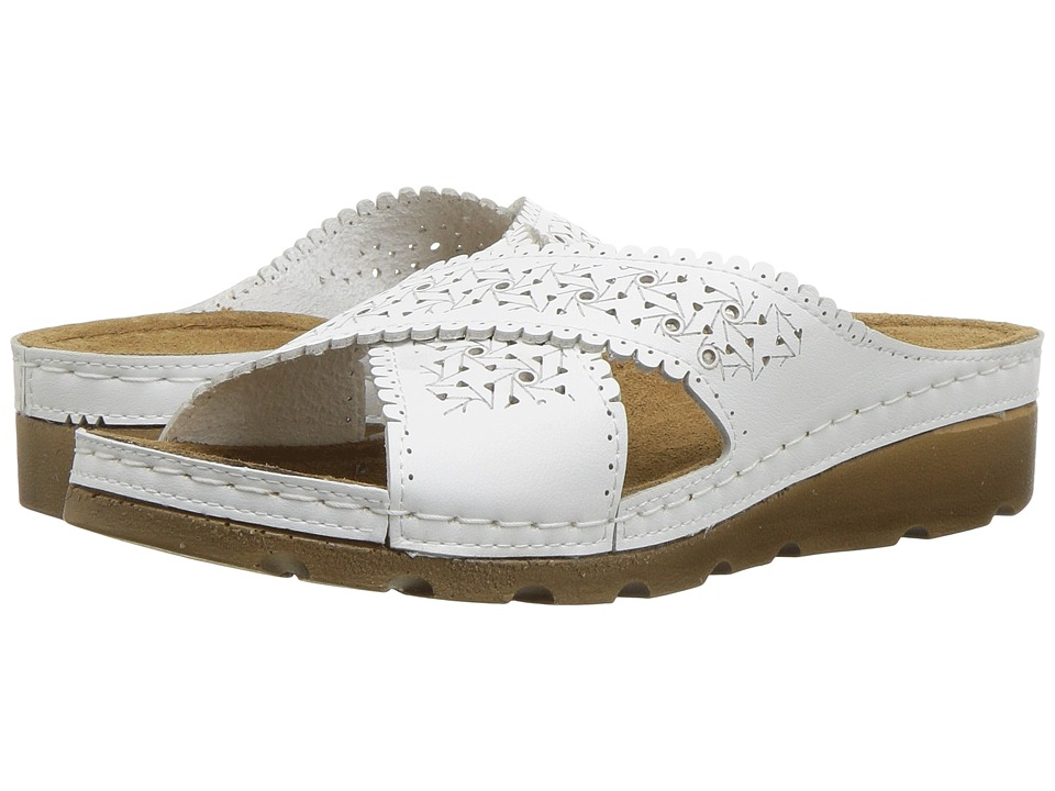 Spring Step Passat (White) Women's Shoes