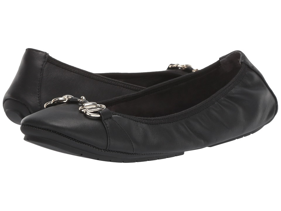 Me Too Olympia (Black Nappa) Women's Shoes