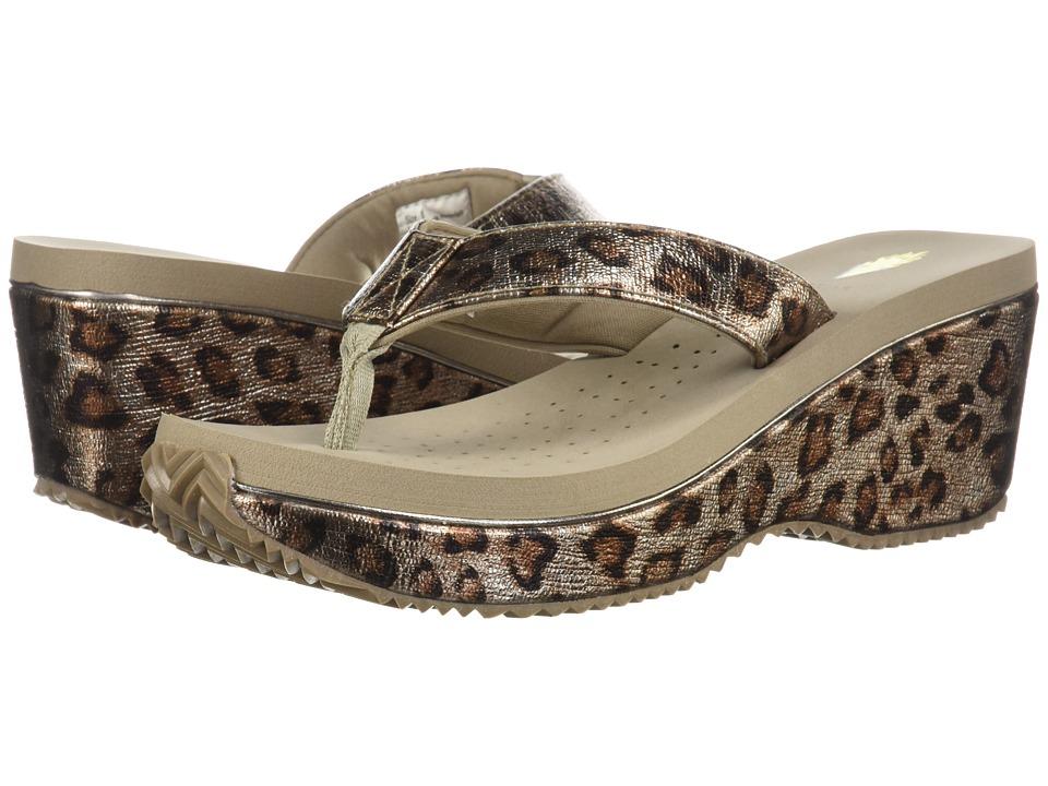 VOLATILE - Amane (Taupe) Women's Sandals