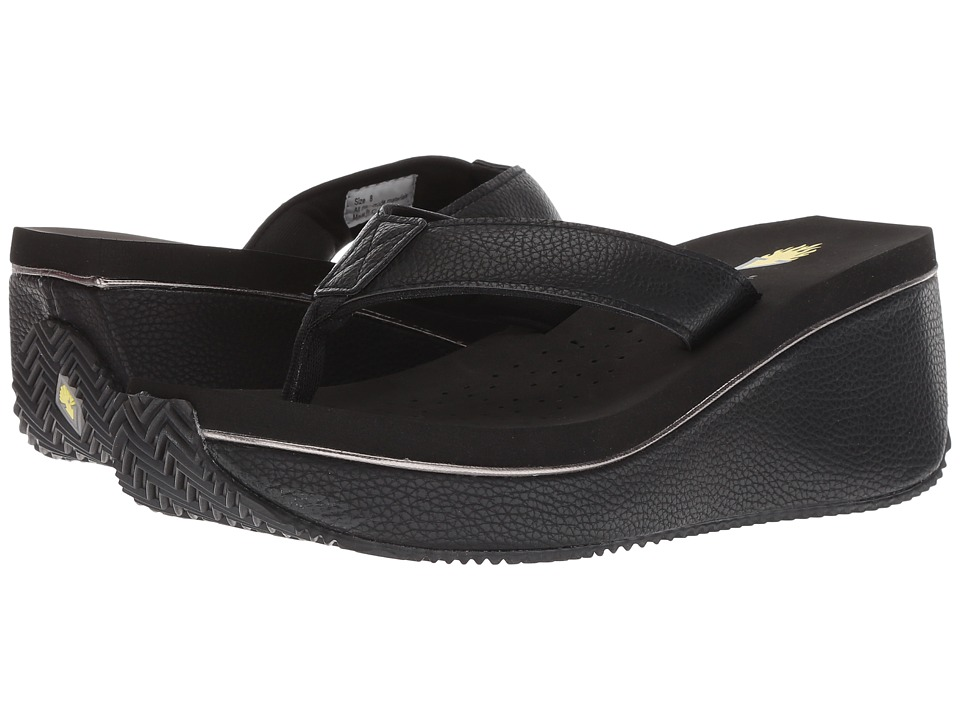 VOLATILE - Orville (Black) Womens Sandals