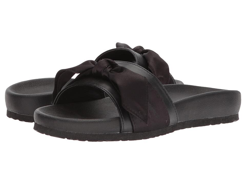 VOLATILE - Novelty (Black) Women's Sandals