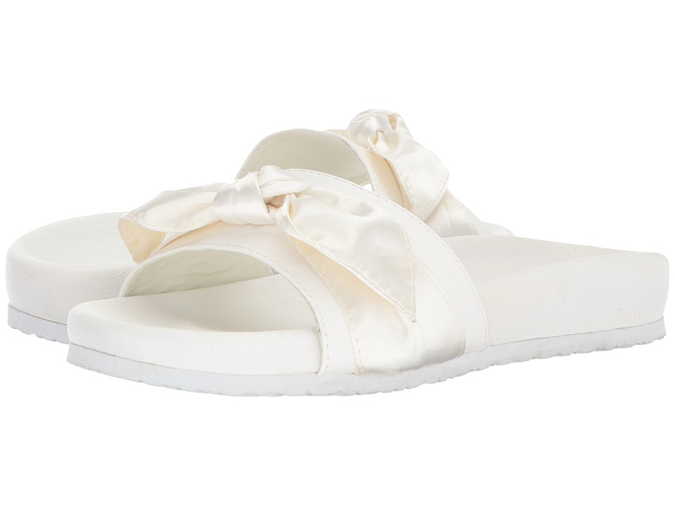 VOLATILE - Novelty (White) Womens Sandals
