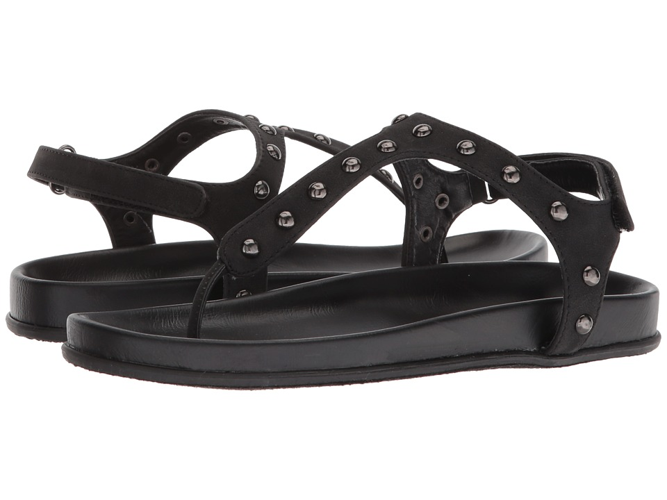 VOLATILE - Stud (Black) Womens Sandals