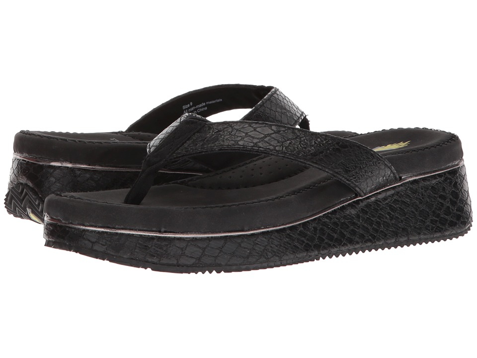 VOLATILE - Daniella (Black) Womens Sandals