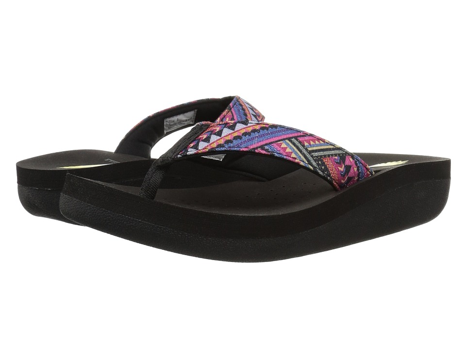 VOLATILE - Bogota (Black/Multi) Womens Sandals