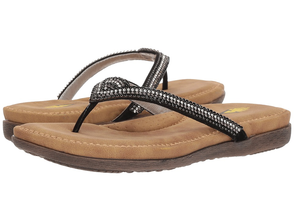 VOLATILE - Alina (Black) Womens Sandals