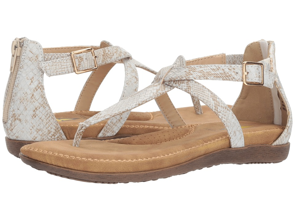 VOLATILE - Starlight (White/Multi) Womens Sandals