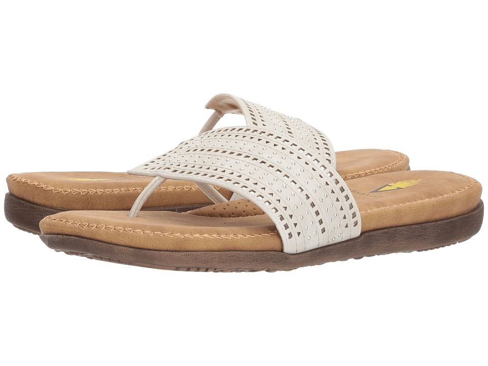 VOLATILE - Belfort (Bone) Womens Sandals