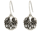 Alex and Ani Path of Life Hook Earrings
