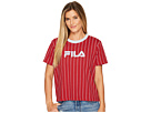 Fila Fila Lonnie Pinstripe T-Shirt