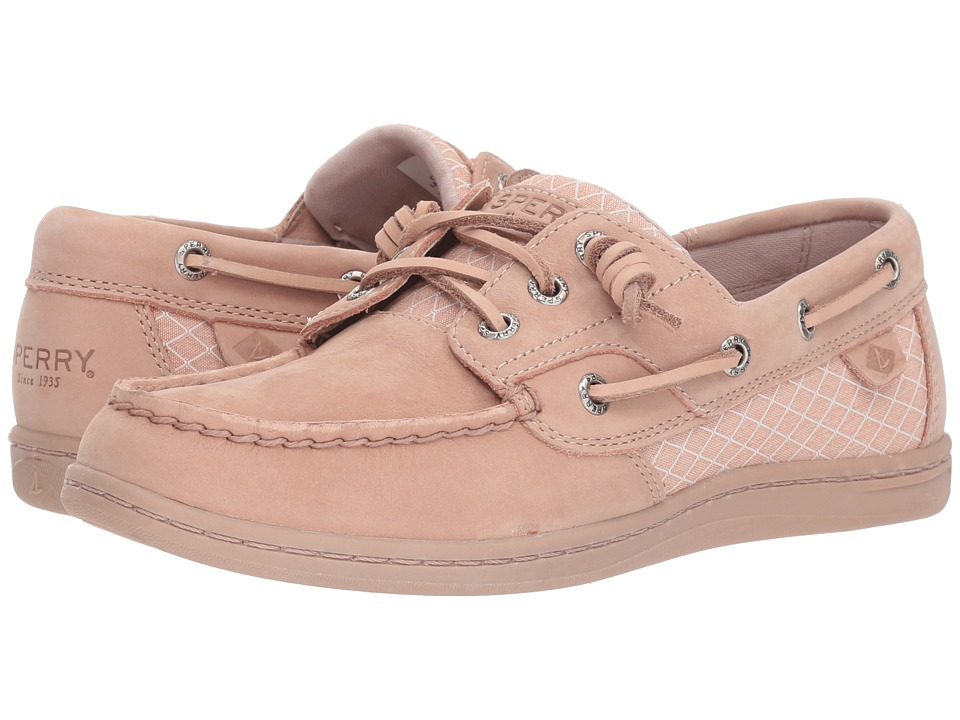 Sperry Songfish Flooded (Rose Dust) Slip-On Shoes